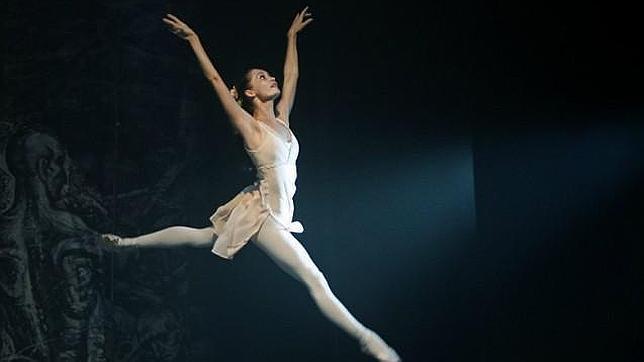 Encuentros bailarina en Westminster 5437