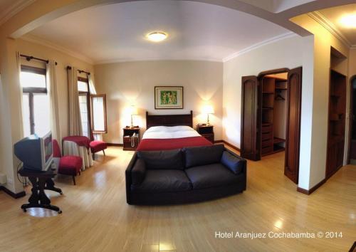 Habitaciones con tv de plasma cama grande climatizada wifi alta veloci 236