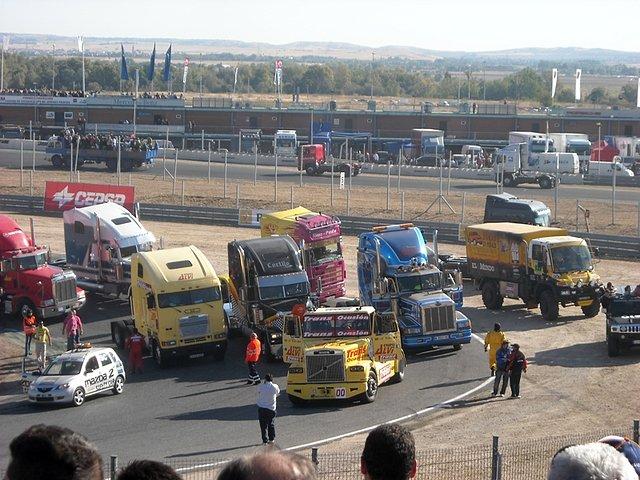 Camionero vende gayumbos 4465