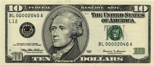 20 dólar ecuatoriana en Madison 2098