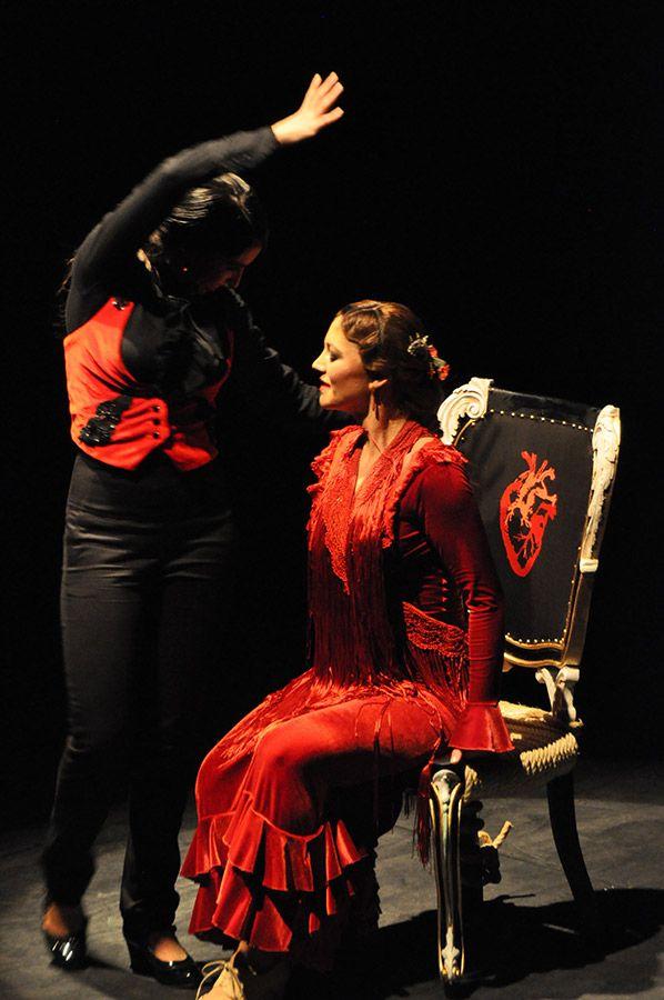 Encuentros bailarina en Westminster 6729
