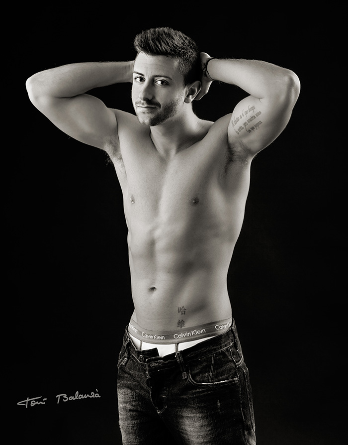 Masculinos transexuales para sesión de fotografía erótica de desnudo 9747