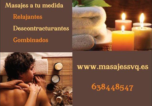 Buscas un masaje de verdad 8541