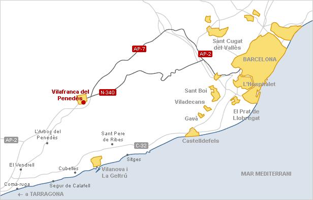 Vilafranca del penedes 5299