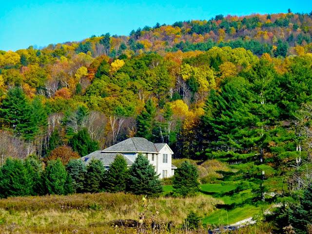 Pueblos de alrededor Vermont 4091