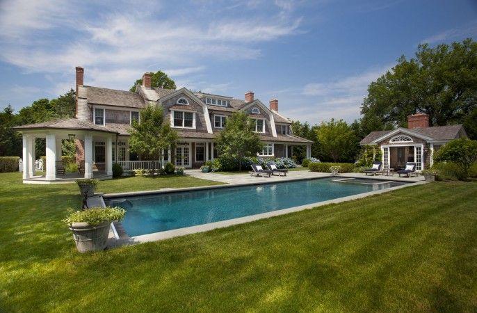 La casa de los sueños en Hampton 6732