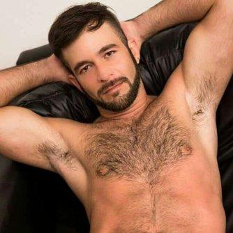Activazo mu cañero guapo alto caliente follador velludo con barba 6857