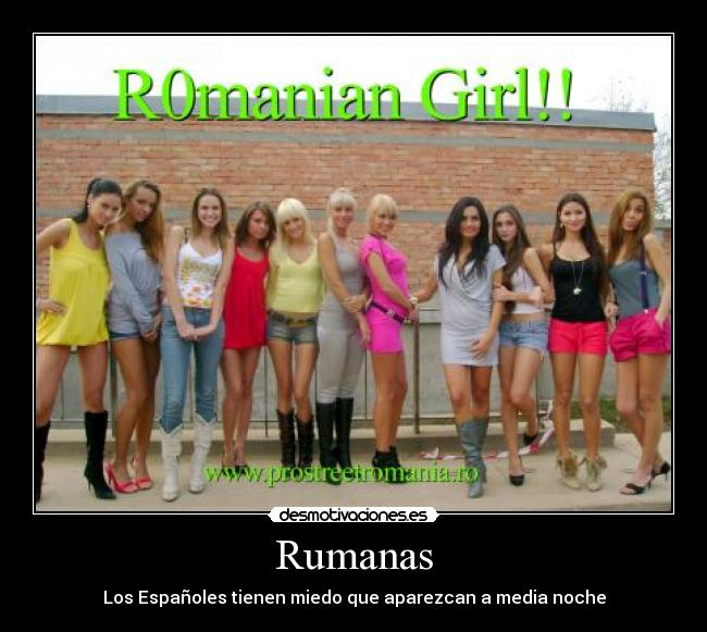 Contactos de amistad rumanas en Ushuaia 3453