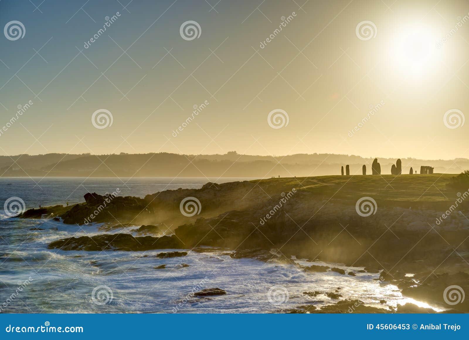 Coruña pies en galicia 9560