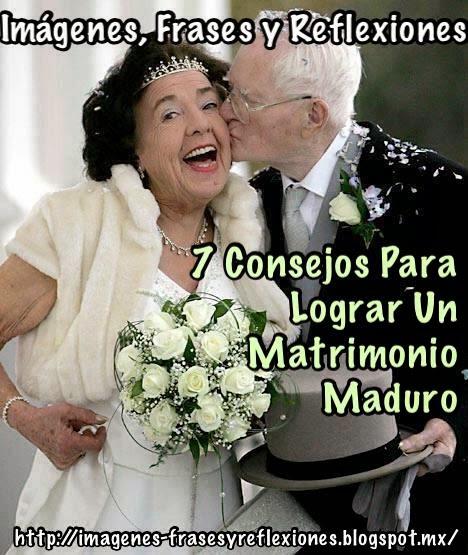 Para matrimonio maduro 9615