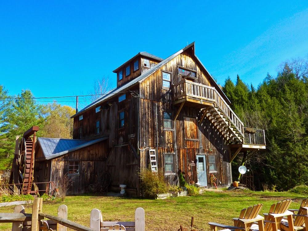 Pueblos de alrededor Vermont 8682