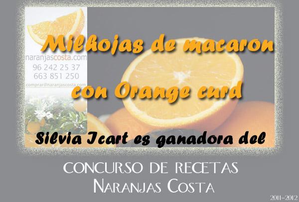 Silvia de nuevo en Orange 4135